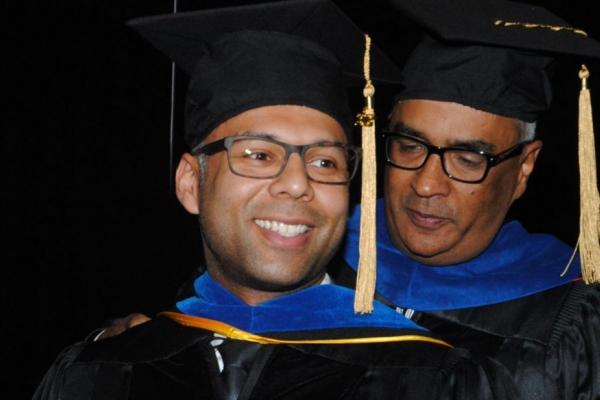 Bidyut Hazarika awarded his PhD