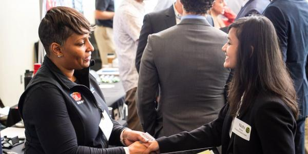 cu denver business school career fair