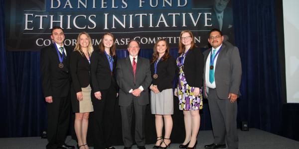 Daniels Fund Consortium Case Competition