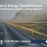 Road to Energy Transformation